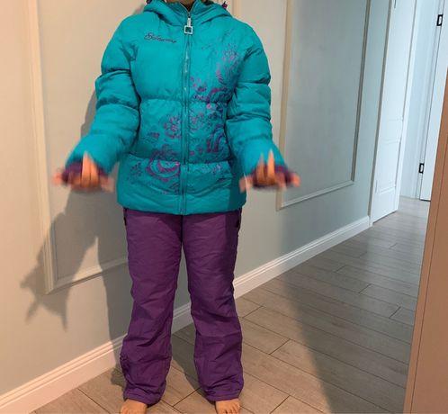 Лыжный костюм!