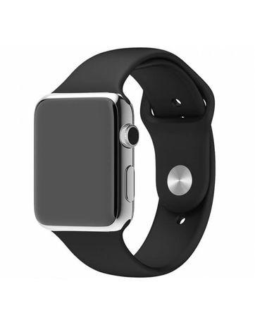 Ceas Apple Watch Seria 1 2 3 4 5 6 SE Curea Bratara Din Silicon Fin