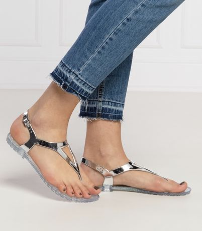 Дамски силиконови сандали Silvian Heach