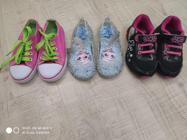 Set adidași/sandale fetițe Nr. 27 ELSA Frozen