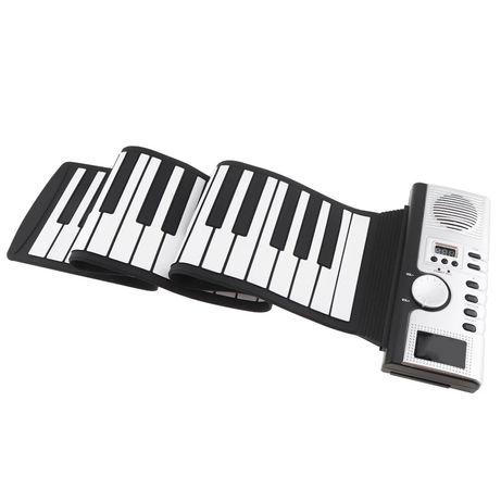 Складное пианино
