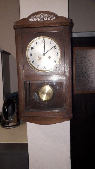 Стенен часовник MAUTHE запазен външен вид