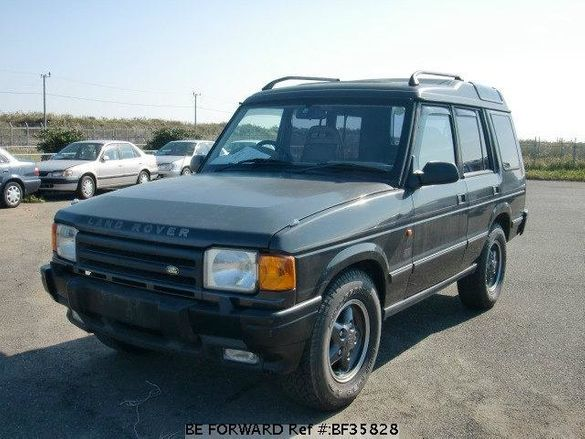 Land Rover Discovery 2.5D 1995
