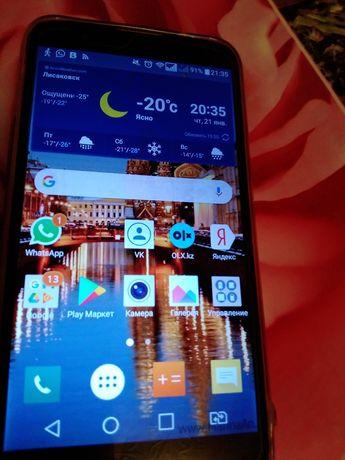 Сотовый телефон LG k 10,в отличном состоянии не битый ,не плавал