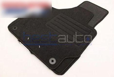 Мокетни стелки Petex за Audi TT / Ауди ТТ (2006-2014), мокет стелки