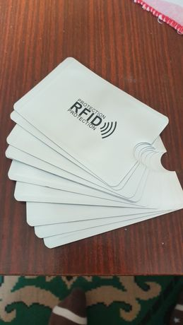 Протектор за Дебитна или кредитна карта RFID