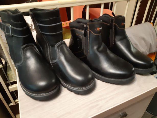 Продаем зимнюю - демисезонную обувь .