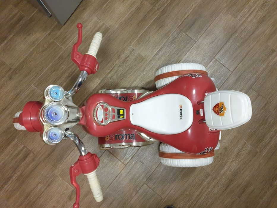 Motocicleta electrică copii Spataru - imagine 1