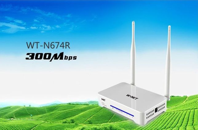 Router switch retea WI-FI AP 300 Mbps