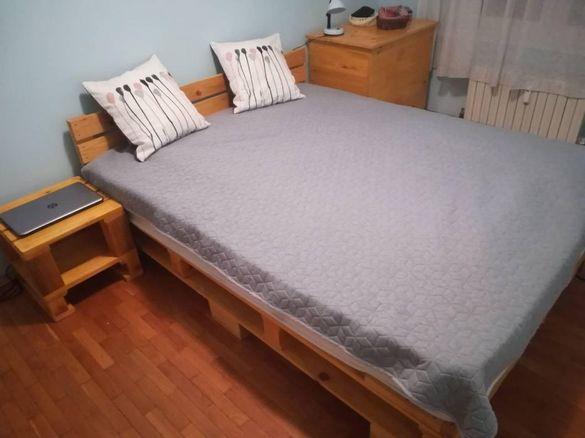 Спални тип палети