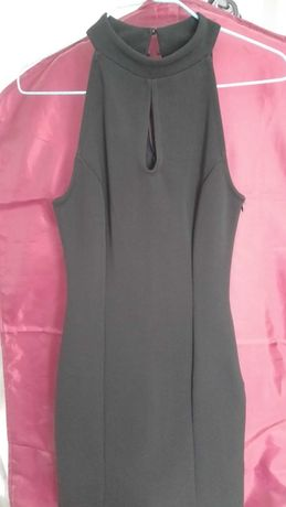 Малка черна рокля TALLY WEiJL