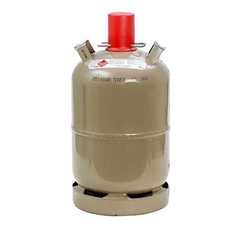 11 кг. газова бутилка за битова газ с ъглов кран