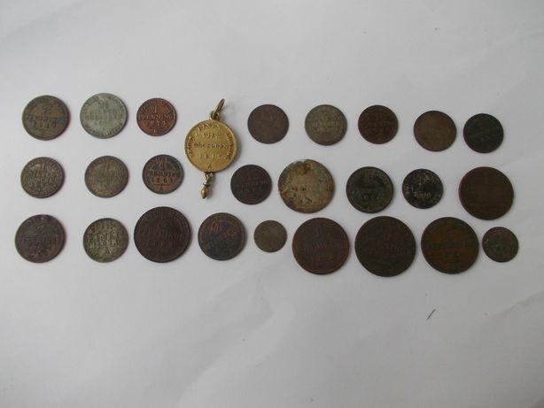 26 monede vechi Prusia Brandenburg