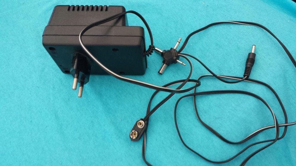 Transformator reglabil 1,5v 3v 4,5v 6v 7,5v 9v.12v