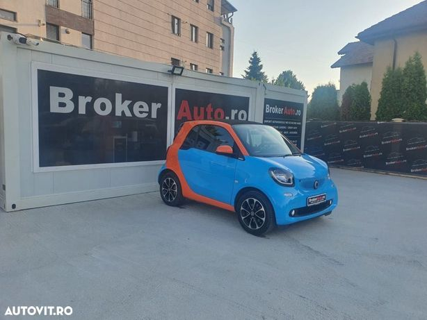 Smart Fortwo Smart Fortwo editie limitata Taylor Made