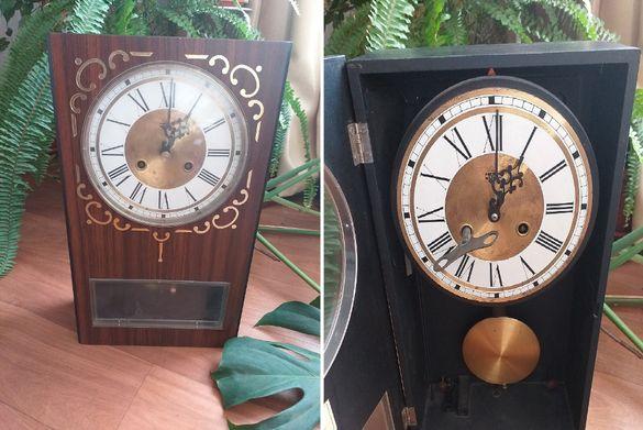 Стенен механичен часовник