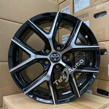 "18"" Джанти за Toyota AURIS / AVENSIS / CAMRY / RAV4"