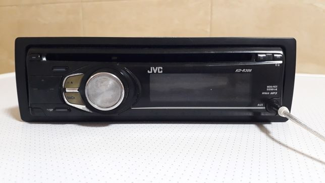 Автомагнитола JVC Original