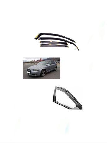 Ветробрани Audi A3 (2004-2012)- 4/5 врати-  (4бр. в комплект)