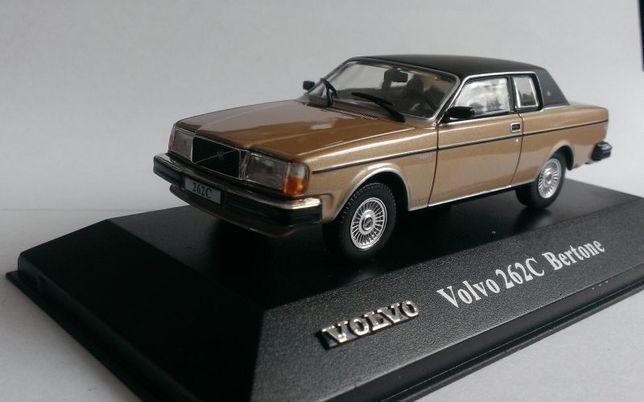 Macheta Volvo 262C Bertone 1978 - Atlas 1/43