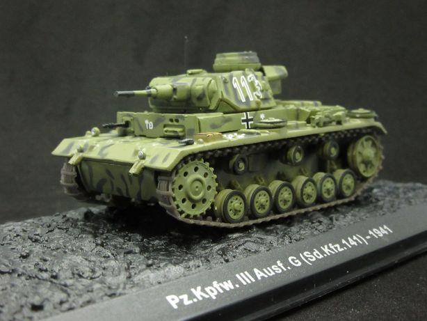 Machete tancuri Atlas / Altaya 1:72