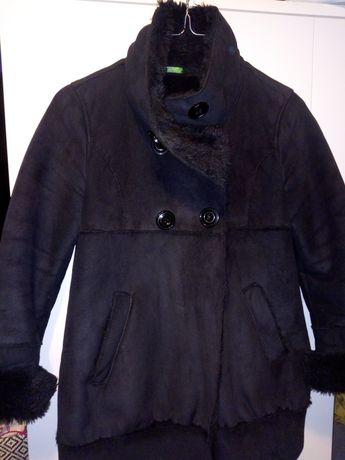 Оригинално палто на Benetton за 8-9 год. Ръст 140