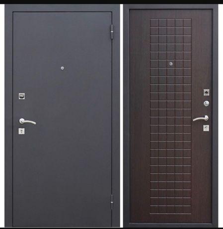 Двери 82000тнг стальные железные