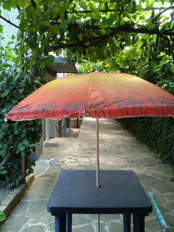 Градински и плажни чадъри
