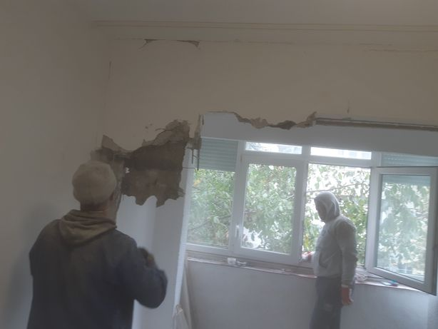 Raschetam demolari garaje decupam beton transport moluz