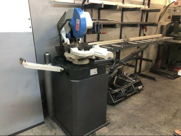 Циркуляр за метал с охлаждане Metallkraft MKS 350 - Германия