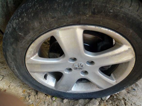 Джанти Пежо 16 ли с гуми