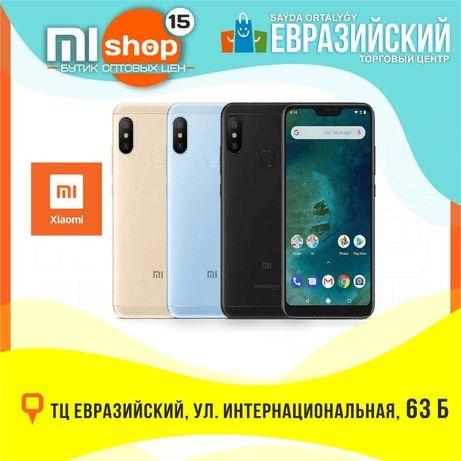 MiSHOP15 Xiaomi Mi A2 lite (ТЦ Евразийский, 1 этаж, ул. Букетова 52)