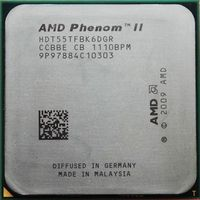 AMD Phenom II X6 1055T /2.8GHz/