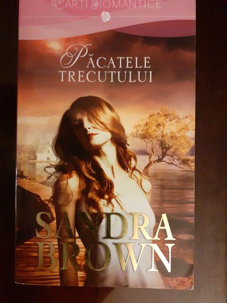 Carti de Sandra Brown, editii noi sau vechi, stare impecabila sau buna