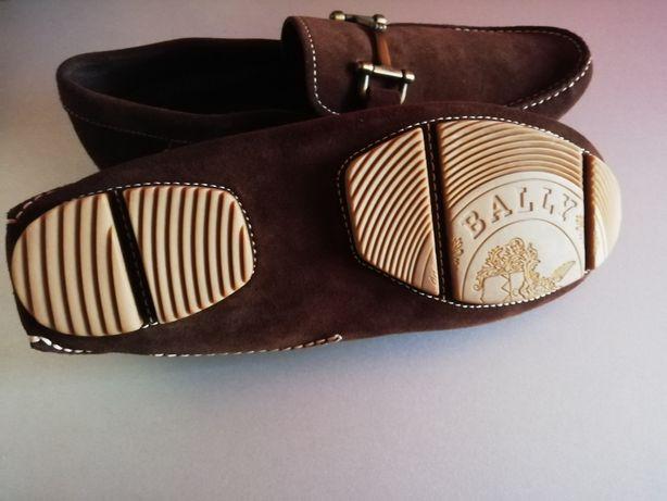 Pantofi BALLY piele