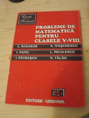 probleme de matematica basarab