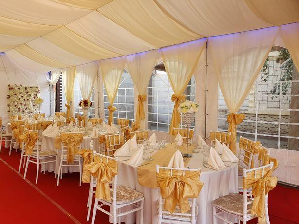 Corturi de inchiriat pentru evenimente ( nunti, botez, )