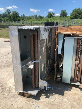 Condensatori industriali pentru camere de frig si tuneluri de cong.