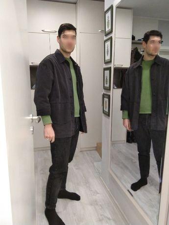 ASOS - черно дънкено яке