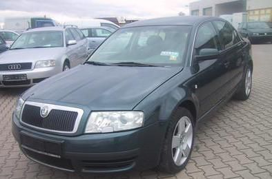 Skoda Superb 1.9TDI/2.5TDI на части