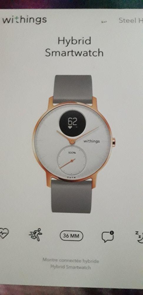 Hybrid smartwatch Ardeluta - imagine 1