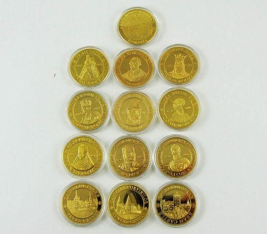 13 medalii Medalie Carol Ferdinand Traian Decebal