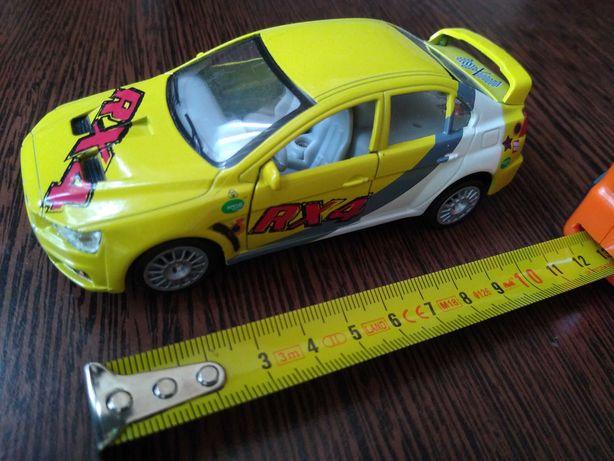 Mașina metalica de jucărie Rx4