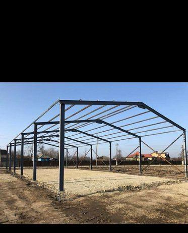 Vând producem hale metalice și ferme metalice