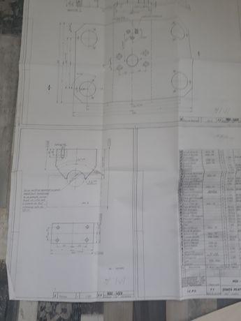 Planse deliate productie piese de strungarie, Electroprecizia SA