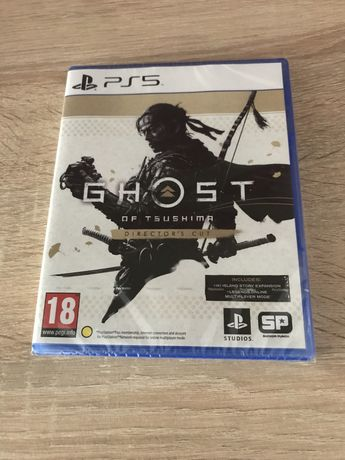 Vand Ghost of Tsushima DIRECTOR'S CUT PS5