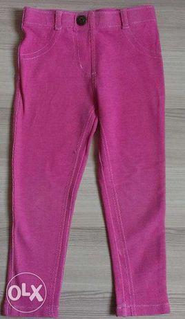 Colanti tip blug Next 2-3 ani roz super frumosi