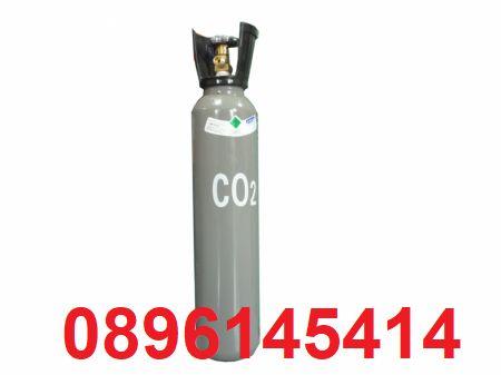 Нова стоманена бутилка за СО2
