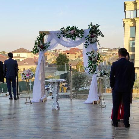 Оформление свадеб, мероприятий