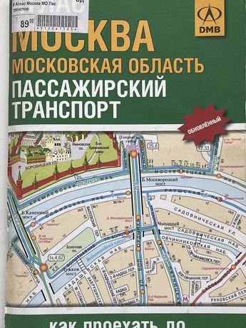 Карта москвы с детализацией